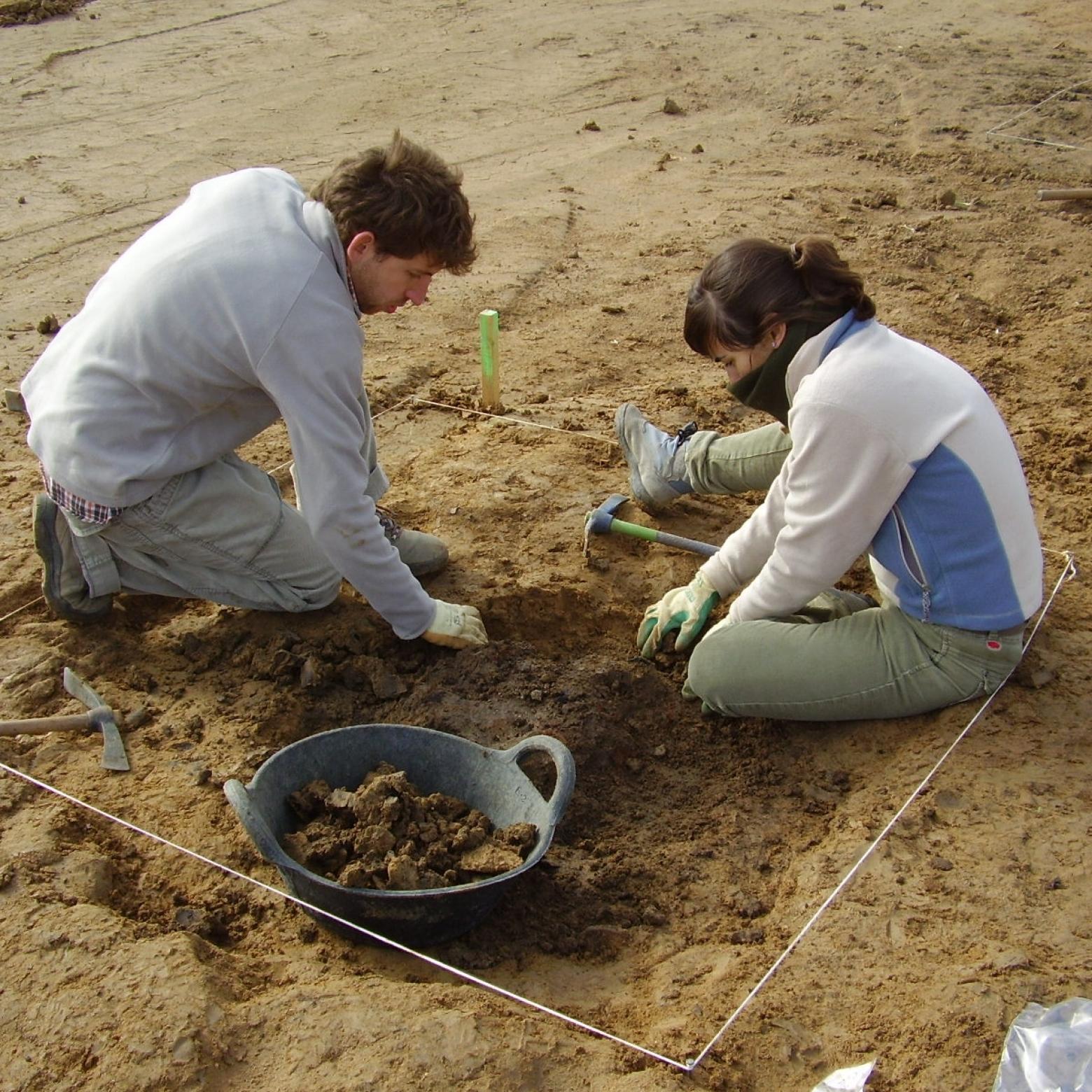 Estudos Arqueológicos